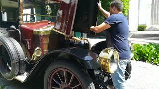 Renault 20HP (1912) do Museu do Caramulo
