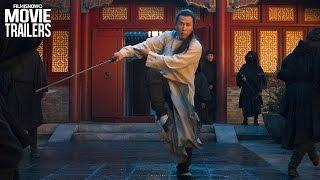 Donnie Yen stars in Crouching Tiger, Hidden Dragon: Sword Of Destiny - Trailer #2