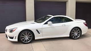 mods4cars SmartTOP for Mercedes-Benz SL R231 - One-Touch Top Open / Close / Remote / Feature Update