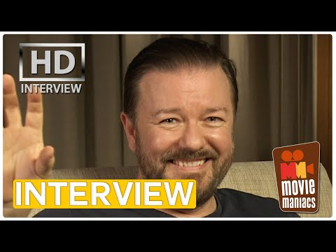 Derek  Ricky Gervais on the holiday special 2015 Netflix