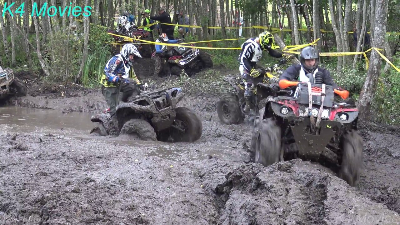 ATV Off-Road Mud Race | After Start | Klaperjaht 2017