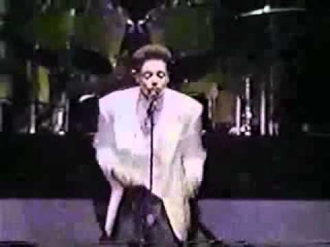 The Time - Sometimes I Get Lonely, Jungle Love, and Pandemonium (Live @ WEA Convention, Sept. 1990)