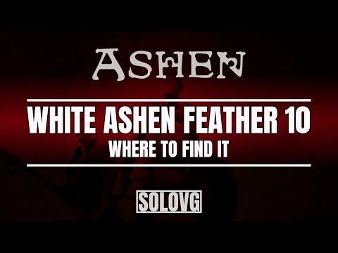 ASHEN - White Ashen Feather 10 Location thumbnail