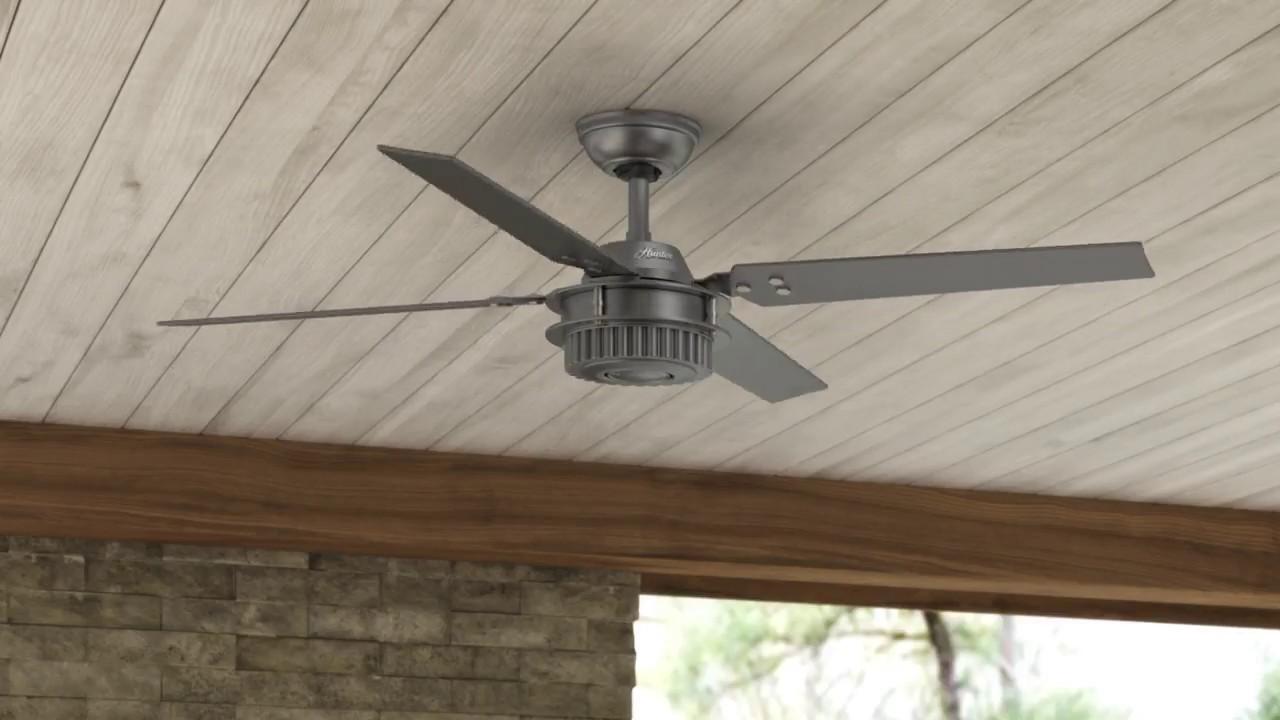Hunter Chronicle Ceiling Fan