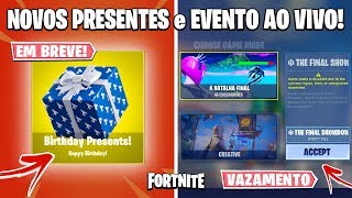 FORTNITE-FREE REWARDS, MTL FINAL BATTLE and TEAM WAR?
