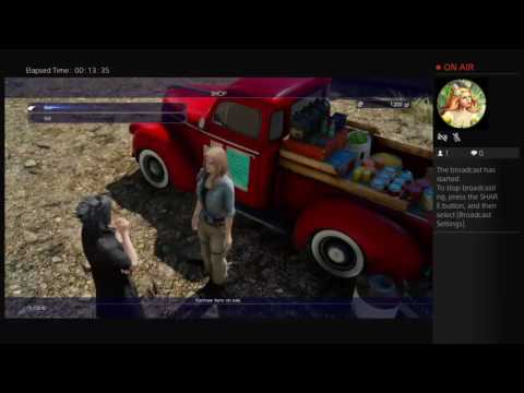 PepperJaks's Live PS4 FFXV Broadcast