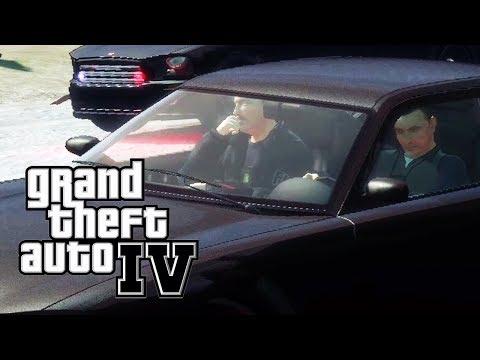 GTA 4 - #38: O Federal Entediado