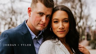 Jordan + Tyler's Pandemic Wedding | 3.21.2020
