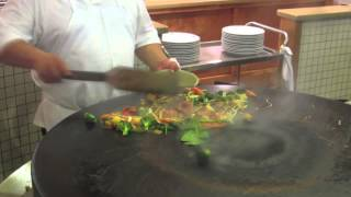Mongolian BBQ in Manhattan Beach, California