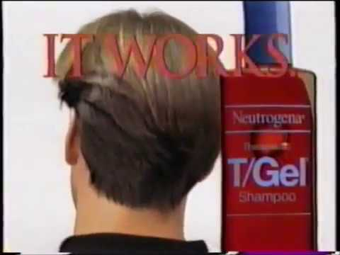 T GEL SHAMPOO REVIEW - YouTube