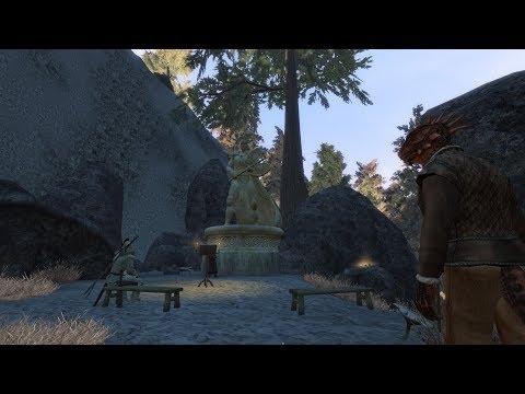 Skyblivion DEV Stream - Shrine Of Boethiah Area Landscaping By ClefJ(liking is appreciated)