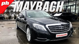 AVION NA TOČKOVIMA! Mercedes-Maybach S 400 2017 (333ks)