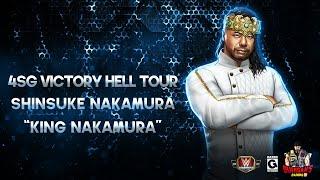 4SG King Nakamura Victory Hell Tour Gameplay / WWE Champions ⚔️ screenshot 3