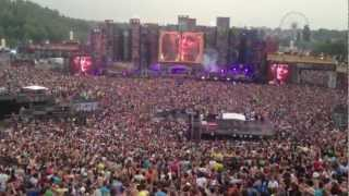 "Closing Martin Solveig ""We are young + Hello"" @ Tomorrowland 2012"
