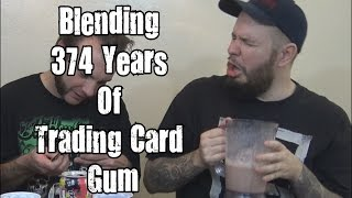 Blendurrr - Blending 374 Years Of Trading Card Gum
