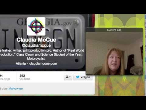 PDF To InDesign Saved My Digital Bacon - Claudia McCue Interview