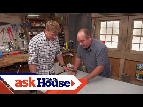 How to Fix a Wobbly Toilet | Ask This Old House