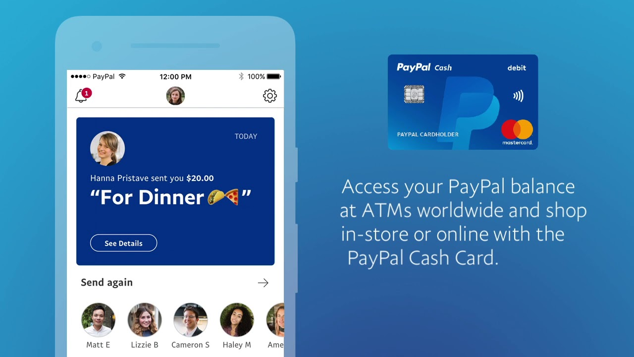 00f7ce4a2 PayPal revamps its app to remove clutter, add more personalization –  Objectsbloom Inc. – Magazine