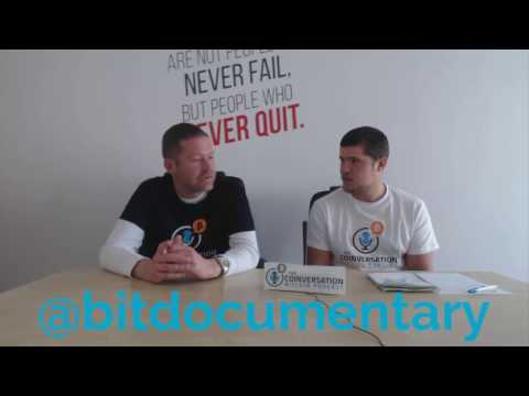 The Coinversation - Banking On Bitcoin Documentary