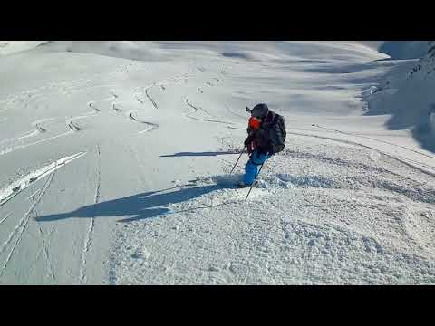 Zermatt Heli Skiing February 2018