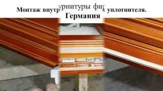Технический процесс изготовления деревянных окон
