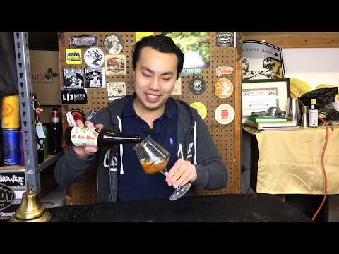 Troegs Nugget Nectar (2019) (Super Overrated?!) Review - Ep. #1906