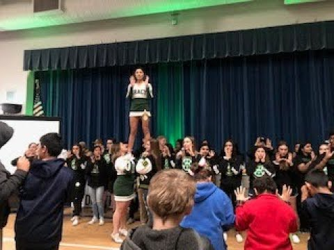 Tracy High Bulldog Project Presentation at Banta School Feb 2019.