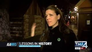 414ward: Lessons in history at the Milwaukee Public Museum