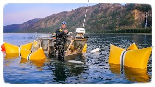 MISSING $85,000 BOAT FOUND 2 YEARS LATER! (Finders Keepers)