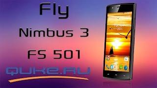 Обзор Fly Nimbus 3 FS501 ◄ Quke.ru ►