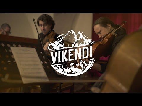 PUBG - VIkendi - Slovenian Quartet Rendition