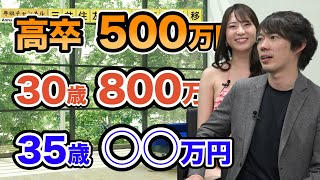 大手損保の年収を公開(三井住友海上)|vol.204