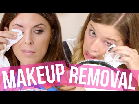 4 Ways to Take Off Makeup Without Makeup Remover (Beauty Break )