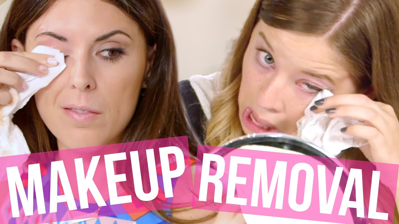 4 Ways To Take Off Makeup Without Makeup Remover Beauty Break