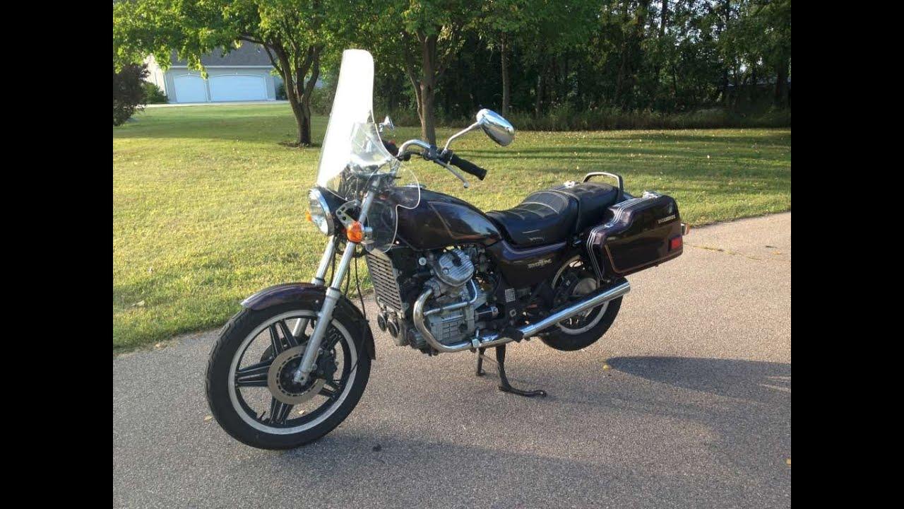 Retrospective: Honda GL650I Silver Wing Interstate: 1983