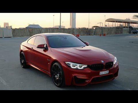 My 2018 BMW M4 Competition Package First 2,000 KM Review