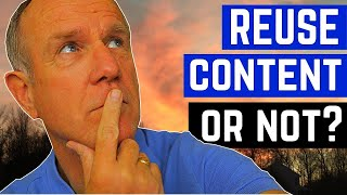 Duplicate Content YouTube FAQs (what you need to know about Reused Content)
