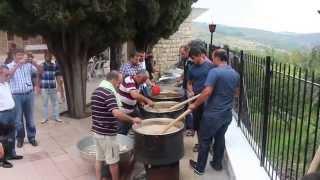 Վաքիֆ   հարիսա , Harissa Vakef of Musa Dagh Turkey , армянская кухня ариса  Вагиф  Турции