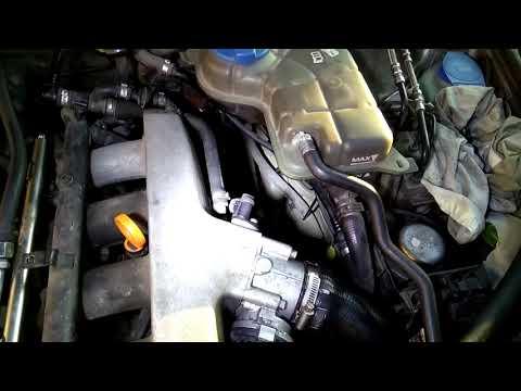 Audi A4 1.8T – Подсос воздуха в системе вентиляции картера