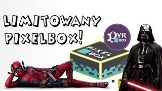 Limitowany Pyrbox 2018! - Unboxing