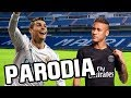 Canción Real Madrid vs PSG 3-1 (Parodia Enrique Iglesias ft. Bad Bunny - EL BAÑO)