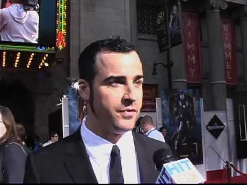 Iron Man 2 writer Justin Theroux talks about Iron Man 3