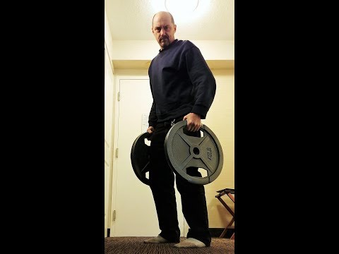 On Double Drop Trailers, Cross-Border Banking, and 45 LB Barbell Plates