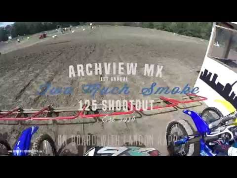 Two Much Smoke 125 Shootout Archview Mx