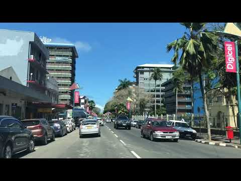 Suva City, Fiji - Georamble with Professor Warwick Murray