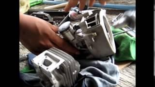 Video Cara Bongkar Mesin Potong Rumput download MP3, 3GP, MP4, WEBM, AVI, FLV Juni 2018