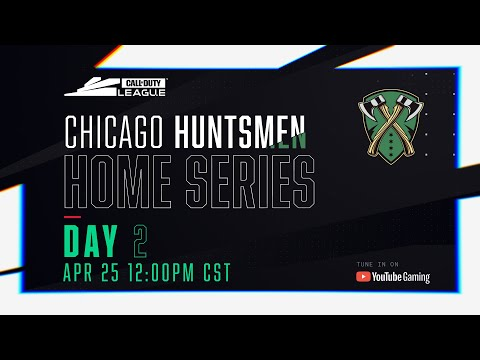 Call Of Duty League 2020 Season | Chicago Huntsmen Home Series | Day 2