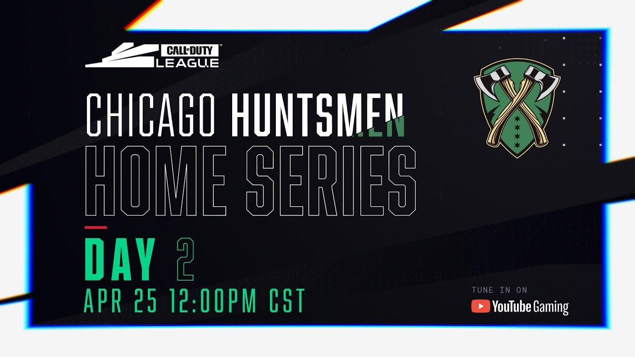 Call Of Duty League 2020 Season | Chicago Huntsmen Home Series | Day 2 thumbnail