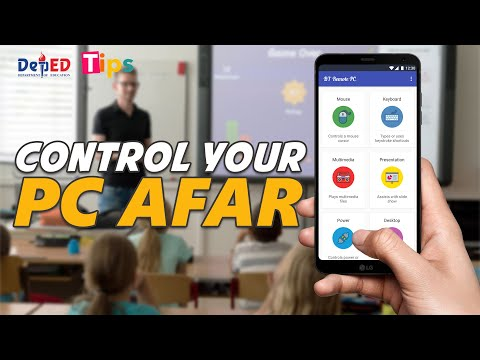 Control your PC AFAR  - Bluetooth Remote PC (BT Remote PC v.2)