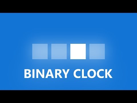 Building a UWP User Control - Lets Make a Binary Clock - Part 2